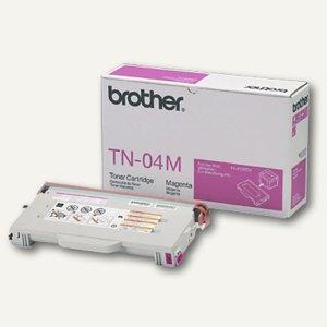 Brother Toner magenta - ca. 6.600 Seiten, TN04M