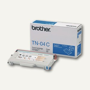 Brother Toner cyan - ca. 6.600 Seiten, TN04C