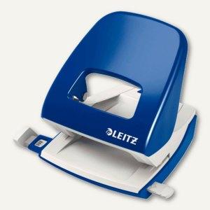LEITZ Locher NeXXt 5008, bis 30 Blatt, blau, 5008-00-35
