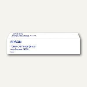 Epson Toner Aculaser C4000 Serie, ca. 8.500 Seiten, schwarz, C13S050091