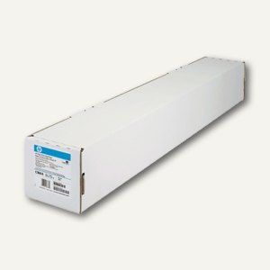 "HP Inkjet-Papier , 90 g/m², 914 mm (36"") x 91 m, hochweiß, C6810A"