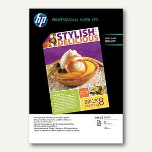 HP Premium Broschüren- & Flyer-Papier, DIN A3, glossy, 180 g/m², 50 Blatt,C6821A