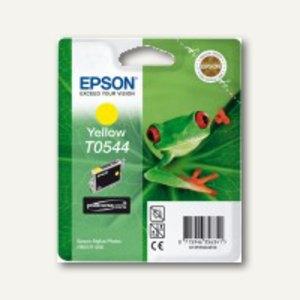 Epson Tintenpatrone T0544, gelb, C13T05444010
