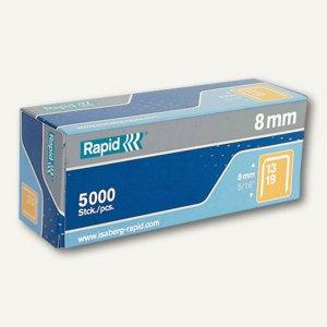 Rapid Heftklammern für Heftpistole R13/8, 5.000er-Pack, 11835600