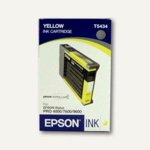 Epson Tintenpatrone, gelb, 110 ml, C13T543400