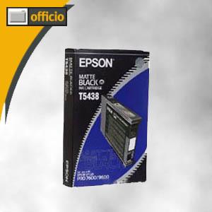 Epson Tintenpatrone, matt-schwarz, 110 ml, C13T543800