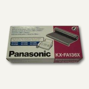 Panasonic Ersatz-Thermo-Transfer-Film (2er Pack), KXFA136X