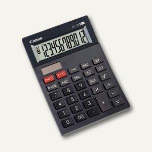 Canon Tischrechner Mini-AS-120, schwarz, 4582B001