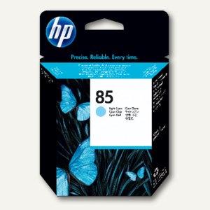 HP Druckkopf Nr. 85, hell-cyan, C9423A