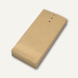 MAILmedia Musterbeutel 305 x 140 x 50 mm, Lochung, 120 g/m², 250 St., 401157