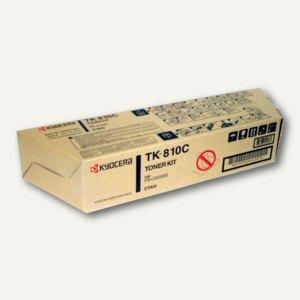 Kyocera/Mita Toner Kit cyan, TK-810C