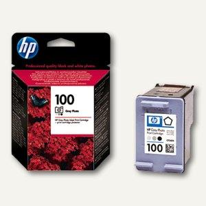 HP Tintenpatrone Nr.100, foto-grau, 15 ml, C9368AE