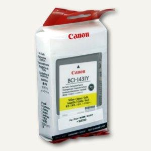 Canon Tintenpatrone BJW6200, gelb, BCI-1431Y, 8972A001