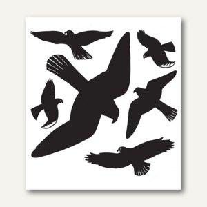 Artikelbild: Warnvögel für Fensterflächen