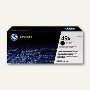HP Toner Nr. 49A, schwarz ca. 2.500 Seiten, Q5949A