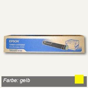 Epson Toner für AcuLaser C9100 gelb - ca. 12.000 Seiten, C13S050195