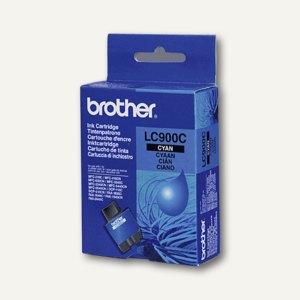 Brother Tintenpatrone cyan, LC900C