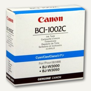 Canon Tintenpatrone BCI-1002C cyan, 5835A001