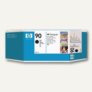 HP Tintenpatrone Nr. 90 schwarz, 400 ml, C5058A