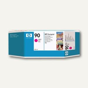 HP Tintenpatrone Nr. 90 magenta, 400 ml, C5063A
