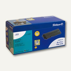Pelikan Toner für Brother TN-2120, schwarz, 4200129