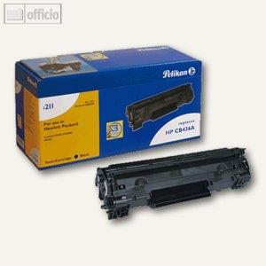 Pelikan Toner für HP CB436A, schwarz, 2000 Seiten, 4200150