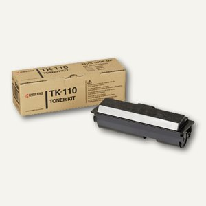 Kyocera Toner schwarz für FS720 - ca. 6.000 Seiten, TK110
