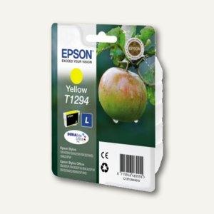 Epson Tintenpatrone T1294, gelb, C13T12944011
