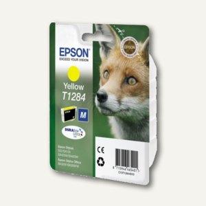 Epson Tintenpatrone T1284, gelb, C13T12844011