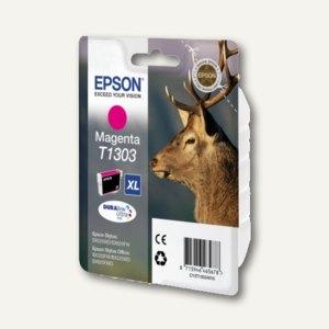 Epson Tintenpatrone T1303 XL, magenta, C13T13034010