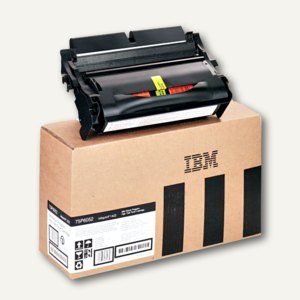 IBM Toner prebate schwarz ca. 12.000 Seiten, 75P6052