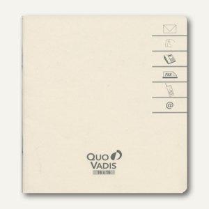 Artikelbild: Adress-/Telefonverzeichnis Executif Prestige - 16 x 16 cm