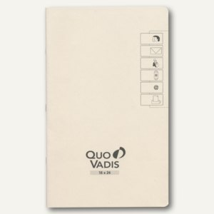 """Adress-/Telefonverzeichnis""""Minister Prestige"""" - 16 x 24 cm, elfenbein, 734001Q"""