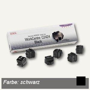 Xerox ColorStix schwarz (6 Stück), 108R00664