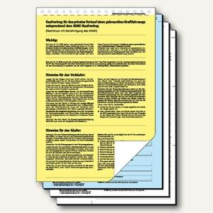 Artikelbild: Kaufvertrag KFZ