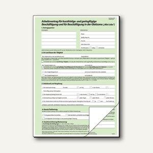 Artikelbild: Arbeitsverträge