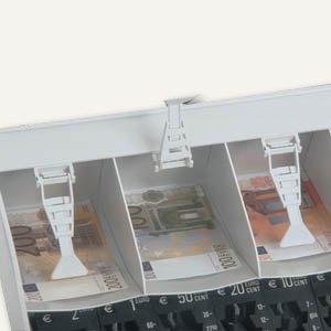 Schreibtischkasse REKORD 8460 PLS