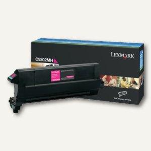 Lexmark Toner magenta, C9202MH