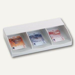 """Inkiess Banknotenfach """"B 3 A"""", mit Abdeckung, lichtgrau, 70732110037500"""
