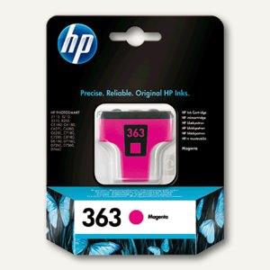 HP Tintenpatrone Nr. 363, magenta, 3.5 ml, C8772EE