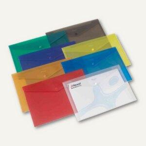 Rexel Carry Folder, DIN A4, farblich transluzent sortiert, 24er Pack, 16129AS