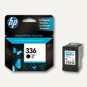 HP Tintenpatrone Nr. 336, 5 ml, schwarz, C9362EE