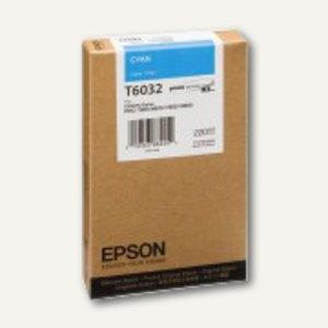 Epson Tintenpatrone Stylus PRO 7800, cyan, 220ml, C13T603200