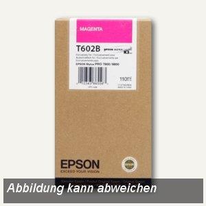 Epson Tintenpatrone Stylus Pro 7800, hell-magenta, 110 ml, C13T602C00