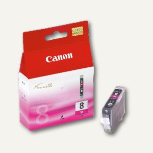 Canon CLI-8M Tintenpatrone magenta, 0622B001