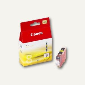 Artikelbild: CLI-8Y Tintenpatrone gelb