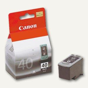Canon Druckkopf MP450, schwarz, normale Kapazität, PG-40, 0615B001