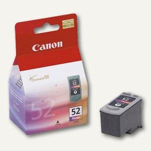 Canon Tintenpatrone IP6220D, foto, CL-52, 0619B001