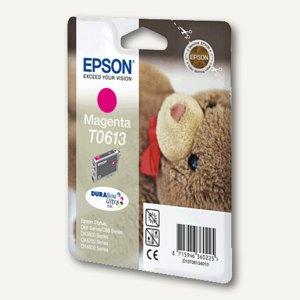 Epson Tintenpatrone T0613, magenta, C13T06134010