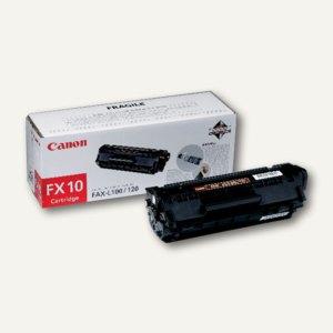 Canon Fax-Toner, ca. 2.000 Seiten, FX-10, 0263B002